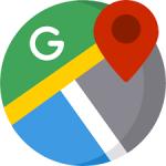 GoogleMaps Icon für Anfahrt